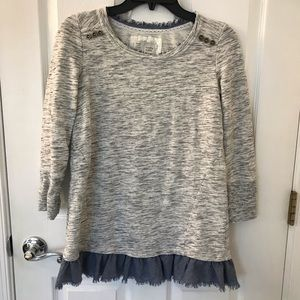 Anthropologie Saturday Sunday Tunic